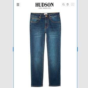 Hudson Impossibly Soft Boys Jeans Size 8
